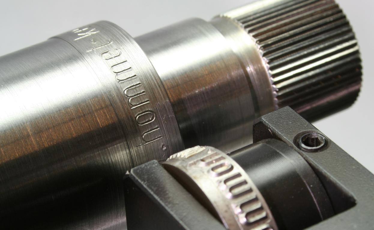 Znakowanie metalu